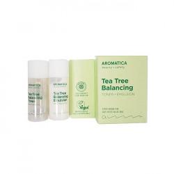 Миниатюры Aromatica Tea Tree Balancing Toner+Emulsion