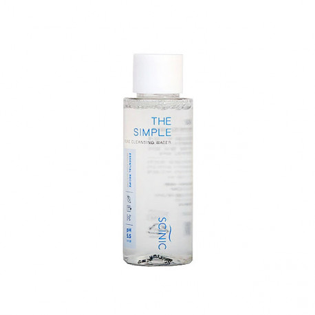 Миниатюра SCINIC The Simple Pure Cleansing Water