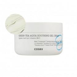 Гель крем COSRX Green Tea Aqua Soothing Gel Cream заказать