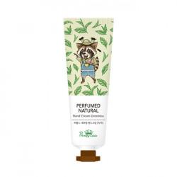 Парфюмированный крем для рук с зелёным чаем Pretty Skin  можно екпить на Oh beautybar
