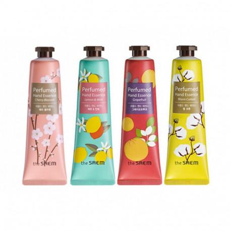 Крем-эссенцию The Saem для рук в стильной упаковке можно купидона Oh Beautybar!