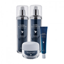 Набор Esthetic House Ultra Hyaluronic Acid Bird's Nest Skin Care Set
