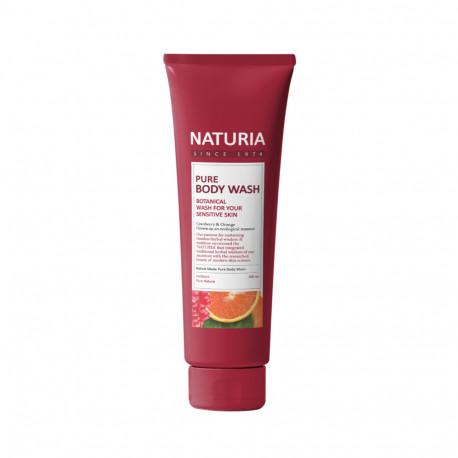 Корейские гели для душа Naturia Pure Body Wash можно купить на Oh Beuatybar!