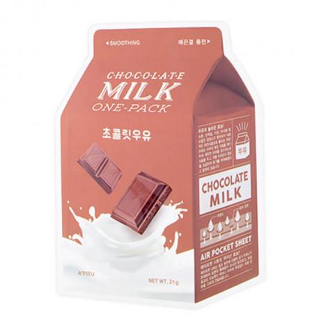 Молочная маска Apieu с шоколадом. Заказывай на Oh Beautybar!