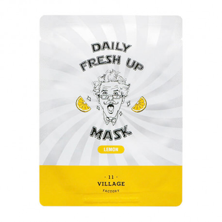 Village 11 Factory Daily Fresh Up Masks