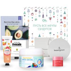 Подарочный набор New Year Box 10 в интернет-магазине Oh Beautybar