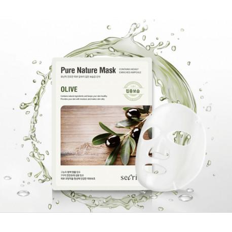 Недорогая корейская косметика Secriss Pure Nature Mask