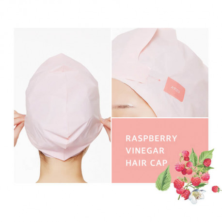 A'PIEU Raspberry Vinegar Hair Cap