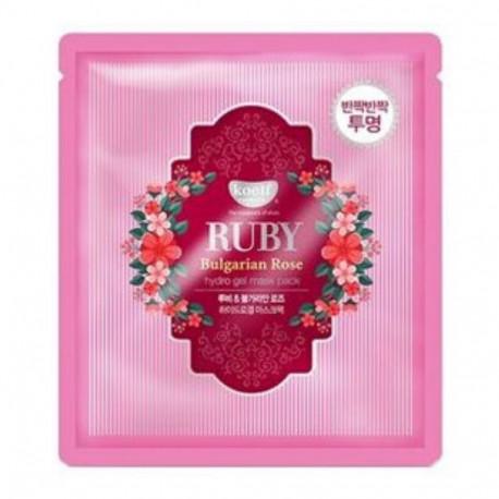 Koelf Hydrogel Mask Ruby Rose