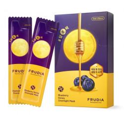 Frudia Blueberry Honey Overnight Mask