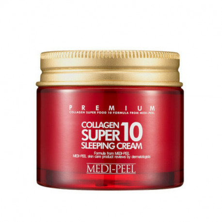 MEDI-PEEL COLLAGEN SUPER10 SLEEPING CREAM