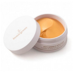 BeauuGreen Collagen & Gold Hydrogel Eye Patch