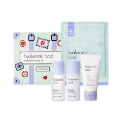 It's Skin Hyaluronic Moisture Travel Kit 4pcs