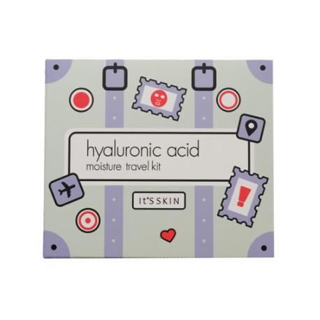 It's Skin Hyaluronic Moisture Travel Kit 4pcs