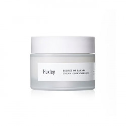 HUXLEY Secret of Sahara CREAM GLOW AWAKENING