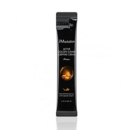 JM solution Active Golden Caviar Sleeping Cream