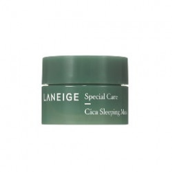 Miniature Laneige Cica Sleeping Mask