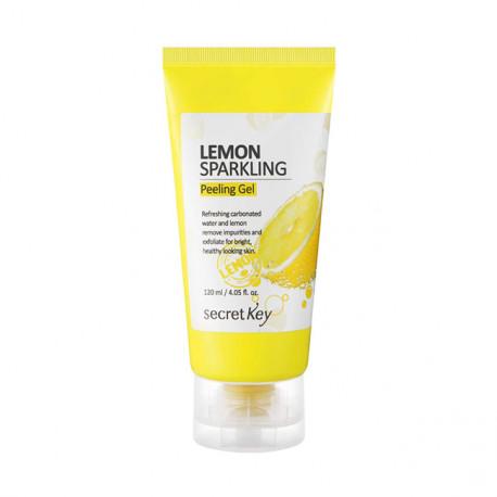 Secret Key Lemon Sparkling Peeling Gel