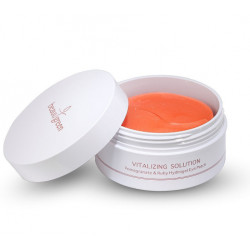 BeauuGreen Pomegranate & Ruby Hydrogel Eye Patch