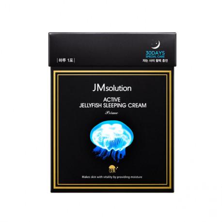 JM solution Active Jellyfish Sleeping Cream