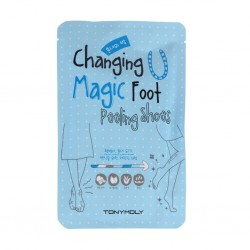 Пилинг носочки Tony Moly Changing U Magic Foot Peeling Shoes