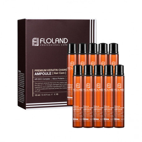 Floland Premium Keratin Change Ampoule