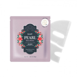 Koelf Hydrogel Mask Pearl&Shea Butter