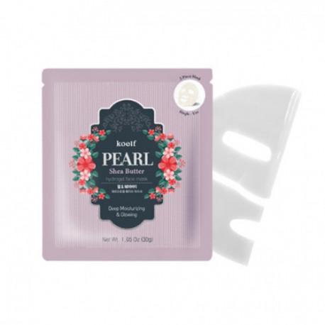 Koelf Hydrogel Mask Pearl&Shea Butter