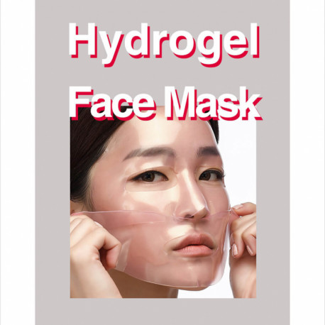 Koelf Hydrogel Mask Ruby Rose