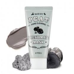 A'Pieu Fresh Mate Peat Pore Clearing Mask