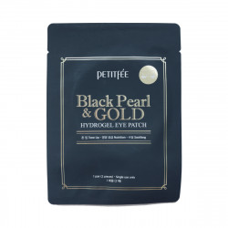Petitfee Black Pearl & Gold Hydrogel Eye Patch 1 pair