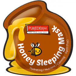 Purederm Honey Sleeping Mask