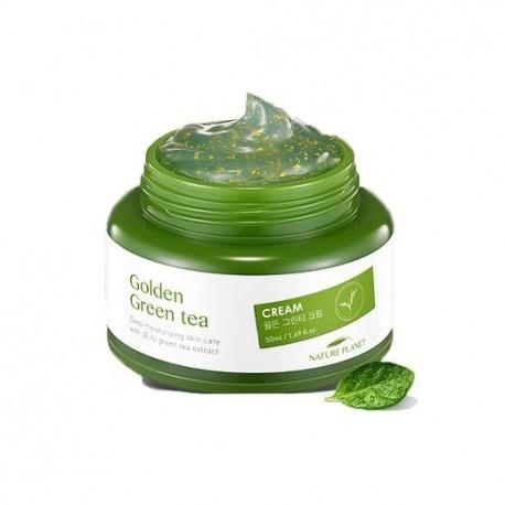 NATURE REPUBLIC GOLDEN GREEN TEA CREAM