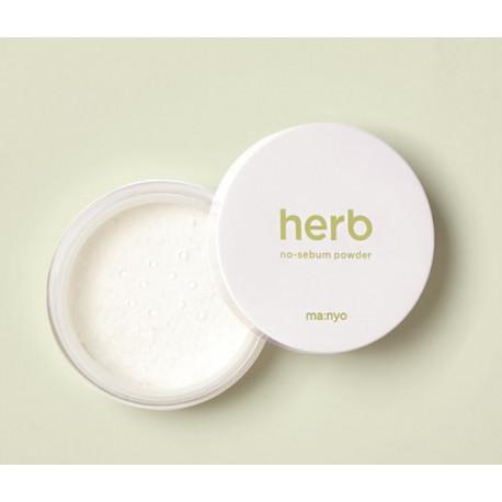 MANYO FACTORY HERB NO-SEBUM POWDER