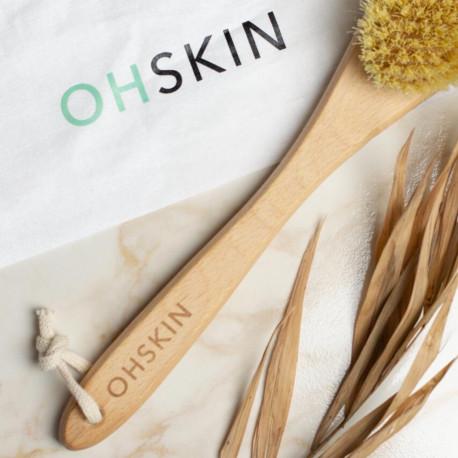 OHSKIN Dry Massage Brush