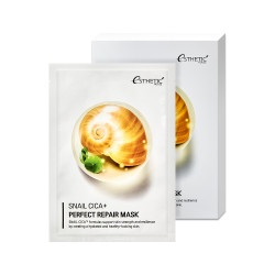 ESTHETIC HOUSE SNAIL CICA+ PERFECT REPAIR MASK