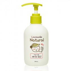 Lacouvee NATURAL BABY LOTION