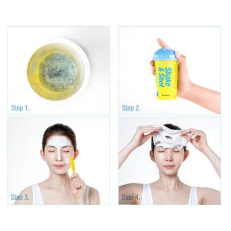 Как наносить альгинатную маску? Смотри инструкцию на сайте
