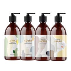 Naturia Creamy Milk Body Wash