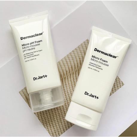 Dr. Jart+ Dermaclear Micro Foam Micro-Mousse Cleansing Foam