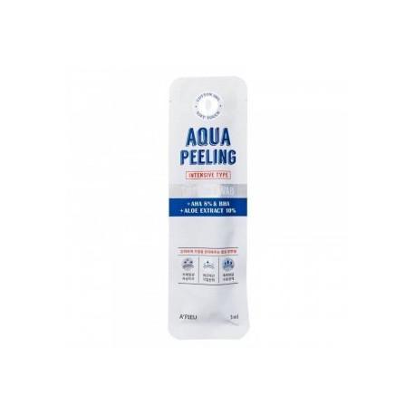 A'Pieu Aqua Peeling Cotton Swab Intensive Type
