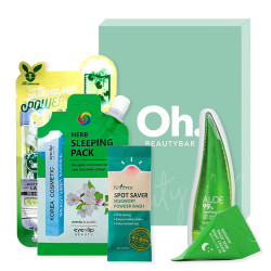 Oh Beautybar Green Box №6