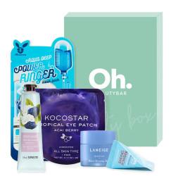 Oh Beautybar Blue Box №4