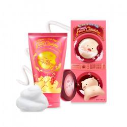 ELIZAVECCA Clean Piggy Pink Energy Foam Cleansing