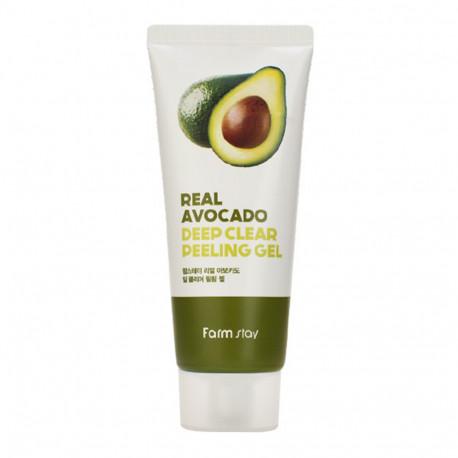 Farm Stay Real Avocado Deep Clear Peeling Gel