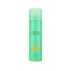 HOLIKA HOLIKA Aloe Soothing Essence Face&Body Ice Cooling Sun Spray SPF 50+ PA ++++