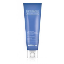 WellDerma Earth Marine Moist Foam Cleanser