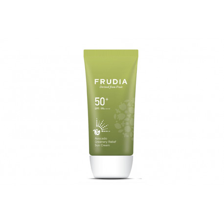 Frudia Avocado Greenery Relief Sun Cream SPF50+ PA++++