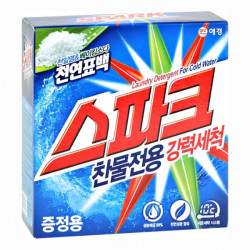 Aekyung Spark Laundry Detergent With Perfomance even cold water