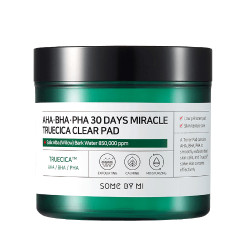 Some By Mi AHA BHA PHA 30 Days Miracle Truecica Clear Pad